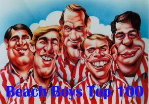 Beach Boys Top 100 Plaatje