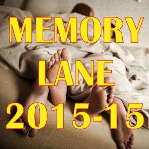 HUUB BAMMENS - MEMORY LANE 2015-15