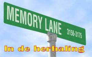 Memory_Lane in de herhaling