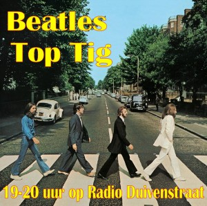 Beatles Toptig