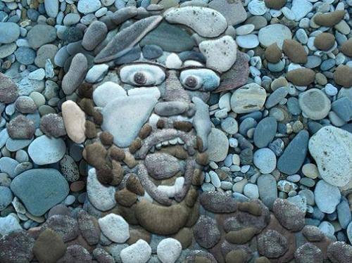 petervandam in steen