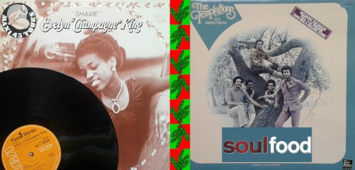 21 Soulfood kerst