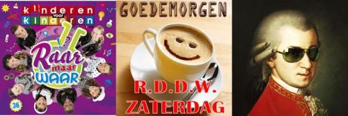 RDDW 2015-49 ZATERDAG