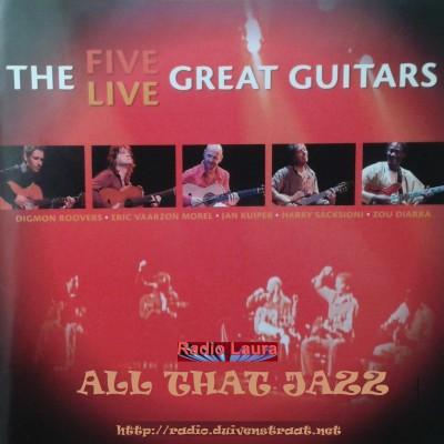 RONALD VAN CUILENBORG - ALL THAT JAZZ 2016-12 (Five Guitars)