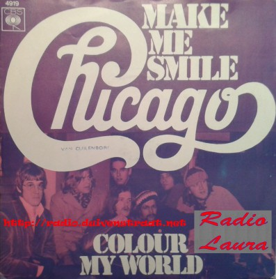 RONALD VAN CUILENBORG - RADIO LAURA chicago