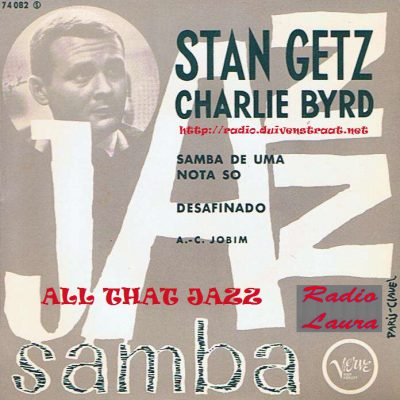 RONALD VAN CUILENBORG - ALL THAT JAZZ 2016-16 stan getz