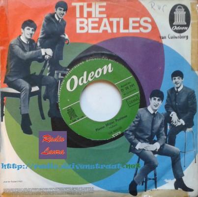 RONALD VAN CUILENBORG - RADIO LAURA 2016-13 Beatles