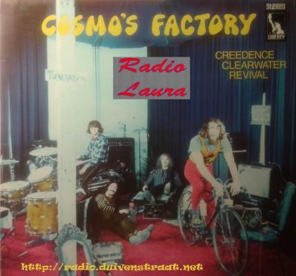 RONALD VAN CUILENBORG - RADIO LAURA 2016-14 Creedence
