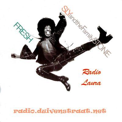 RONALD VAN CUILENBORG - RADIO LAURA 2016-20 (Sly)