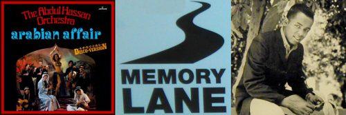 MEMORY LANE - 2016-24