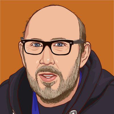 Peter Van Dam Cartoon