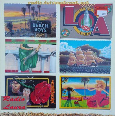 RONALD VAN CUILENBORG - RADIO LAURA 2016-28 (Beach Boys)