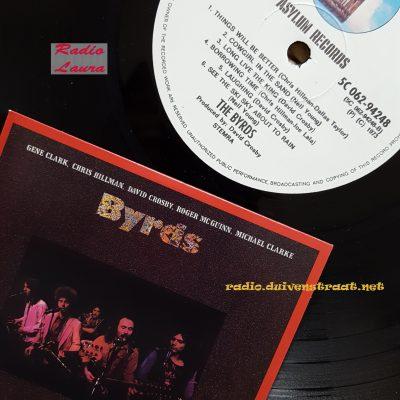 RONALD VAN CUILENBORG - RADIO LAURA 2016-29 (Byrds)