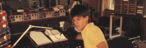 Martijn Krabbe dj radio 3 hilversum