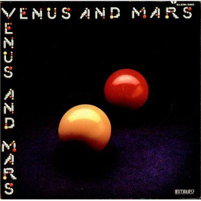 Wings - Venus & Mars